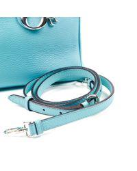 Dior Blue Lady Leder Handtaschen