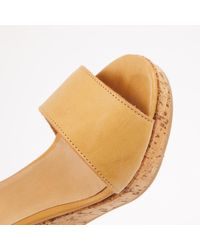 A.P.C. Natural Camel Leather