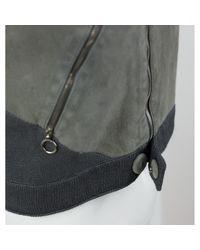 Vestes Balmain en coloris Gray