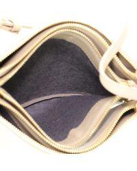 Céline Brown Trio Leder Handtaschen