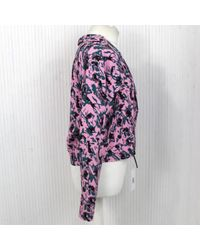 Top en Viscose Rose Marni en coloris Multicolor