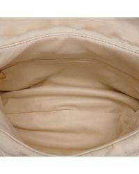 Bolso Chanel de color White