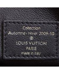 Louis Vuitton Black Leder Handtaschen