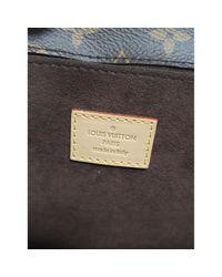 Louis Vuitton Brown Metis Leinen Cross Body Tashe