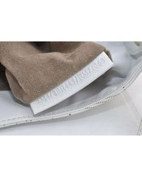 Fendi White Leder Handtaschen