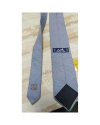 Hermès Krawatten in Blue für Herren