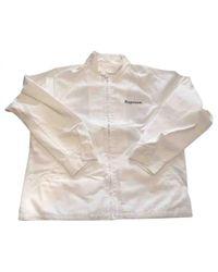 Supreme - White Jacket for Men - Lyst