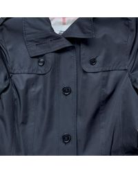Burberry Black Trenchs