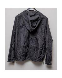 Acne Black Synthetic Jacket