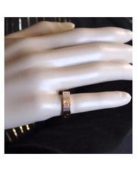 Cartier Metallic Love Roségold Ringe