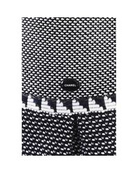 Chanel Black Mini Kleid