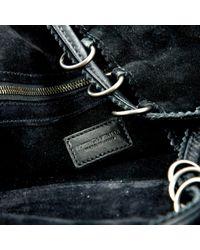 Bottega Veneta Black Kleine Tasche