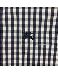 Burberry Hemd in Blue für Herren