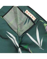 Marni Green Polyester