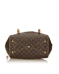 Sacs à main Tivoli Louis Vuitton en coloris Brown