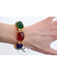 Chanel Multicolor Baroque Armbänder