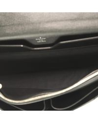 Sac Robusto en Cuir Noir Louis Vuitton pour homme en coloris Black