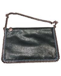 Stella McCartney Green Pre-owned Leather Handbag