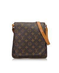 Louis Vuitton Multicolor Salsa Leinen Handtaschen