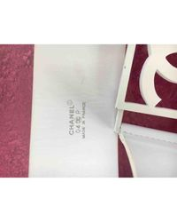 Chanel Multicolor Leder Gürtel