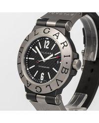 BVLGARI Diagono Uhren in Black für Herren