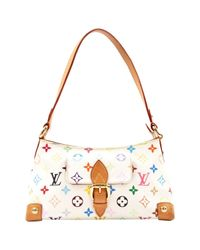 Louis Vuitton Multicolor Eliza Leinen Cross Body Tashe