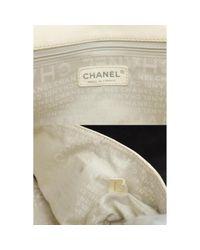 Borsa a mano in Pelle di Chanel in Multicolor
