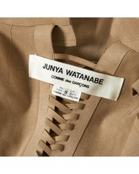 Abrigo Junya Watanabe de color Natural