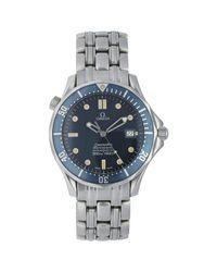 Omega Uhren in Metallic für Herren