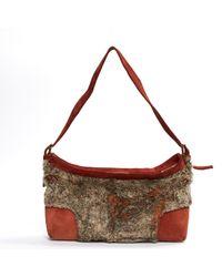 Loewe Red Pre-owned Handbag