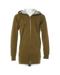 Vest.Blousons en Coton Kaki Nike pour homme en coloris Green