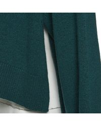 Zadig & Voltaire Green Pre-owned Wool Jumper