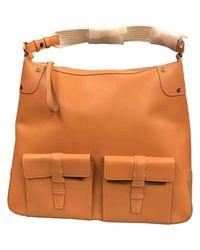 Givenchy Natural Beige Leather Handbag