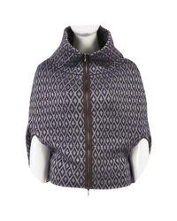 Marni Purple Wolle Pullover
