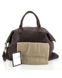 Bottega Veneta Brown Leder Handtaschen
