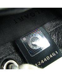 BVLGARI Black Leder Handtaschen