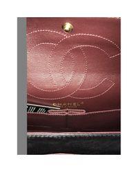 Chanel Black 2.55 Leder Handtaschen