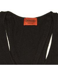 Missoni \n Black Wool Top