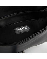 Chanel Black Boy Leder Cross Body Tashe