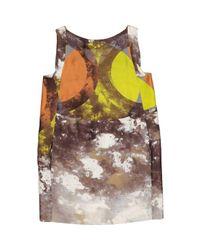 Marni Multicolor Mini kleid