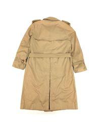 Burberry Natural Trenchcoat for men