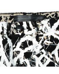 Proenza Schouler Black Cotton Jeans