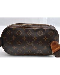 Bolsos en lona marrón Louis Vuitton de hombre de color Brown