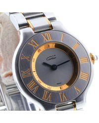 Cartier Multicolor Must 21 Uhren