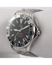 Omega Seamaster 300 Chronographe Uhren in Black für Herren