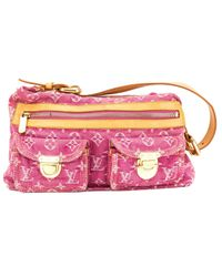 Louis Vuitton Pink Pre-owned Handbag