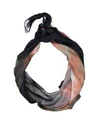 Givenchy Multicolor Halstuch