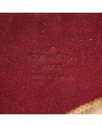 Borse a mano Ecru di Louis Vuitton in Metallic