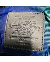 Louis Vuitton Black Leather Bag for men