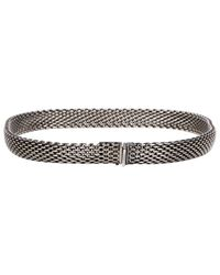 Collar en plata plateado Tiffany Somerset Tiffany & Co de color Multicolor
